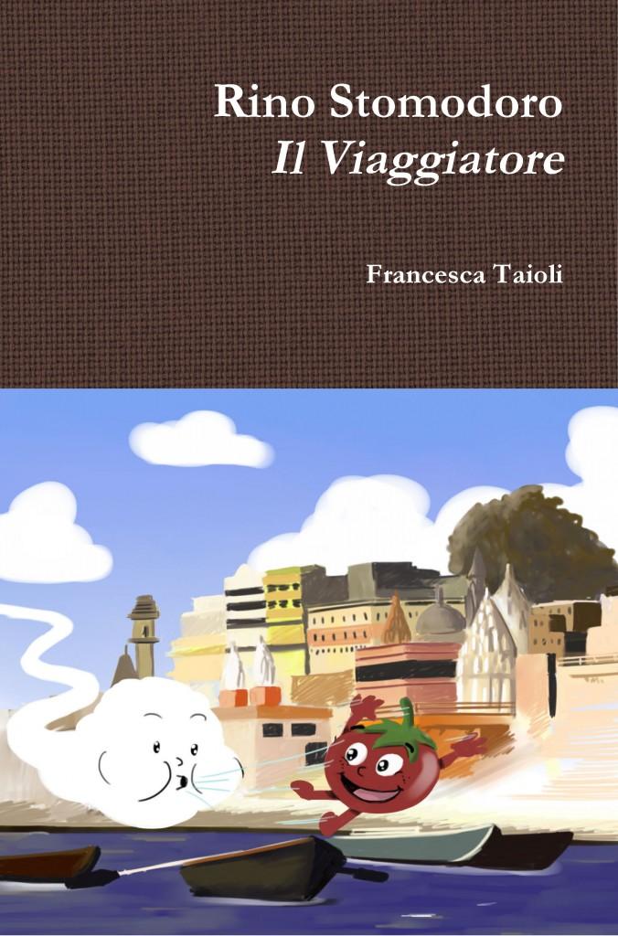 Rino Stomodoro il Viaggiatore - cover front