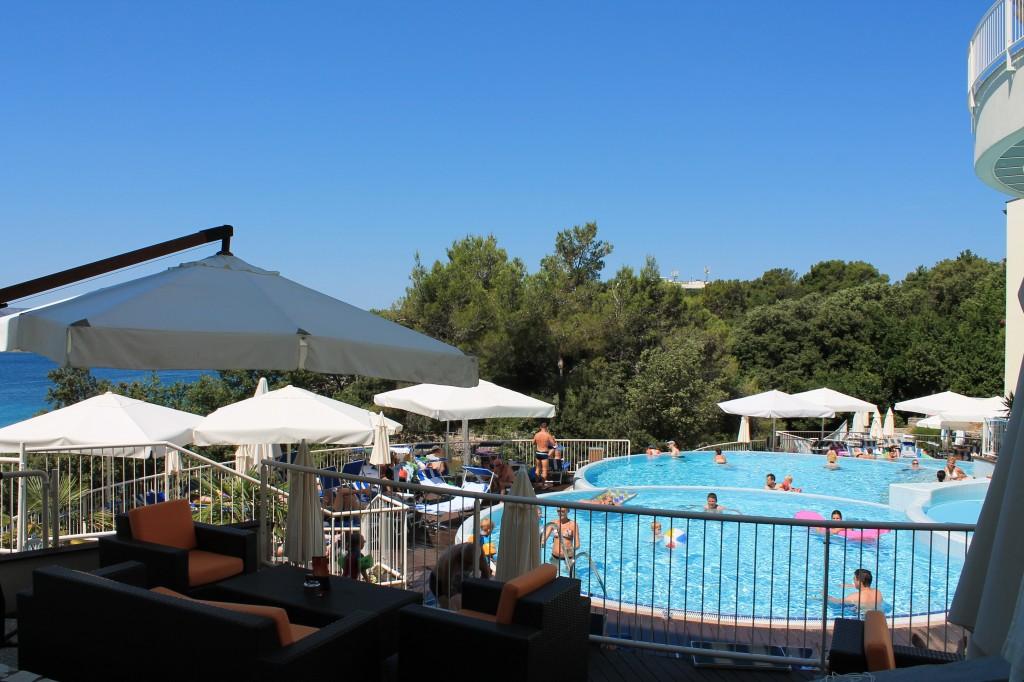 Hotel Valamar Koralj a Krk: un'esperienza romantica anche con i bambini