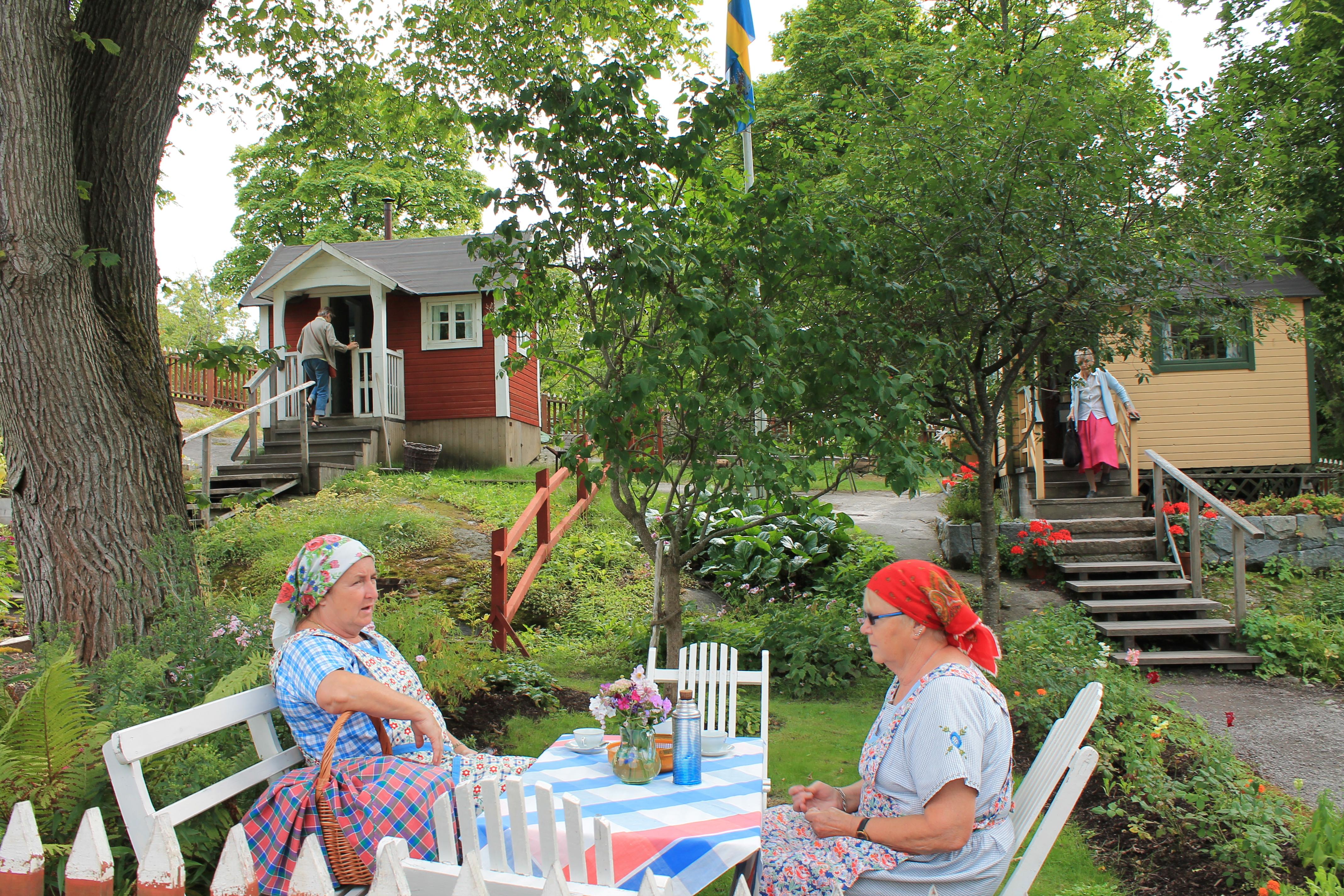 Stoccolma per bambini: il Museo Skansen