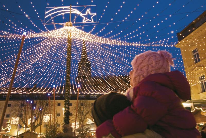 Con i bambini ai Mercatini di Natale dell'Alto Adige