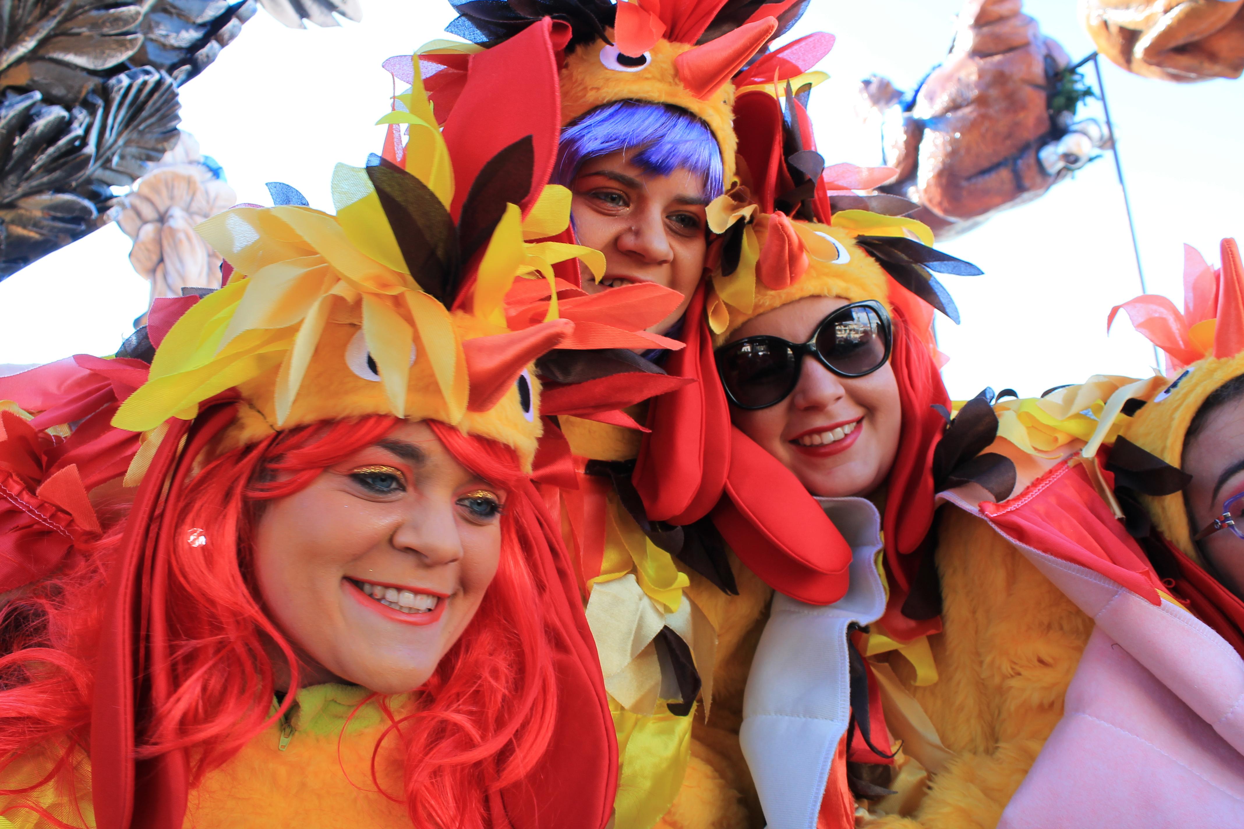 Carnevale di Viareggio per bambini