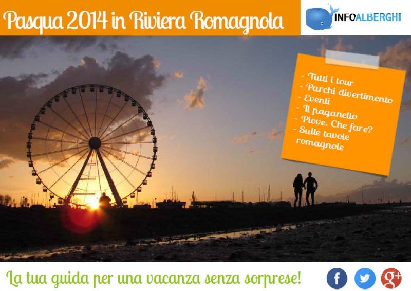 Pasqua 2014 in Riviera Romagnola: magia del mare a primavera