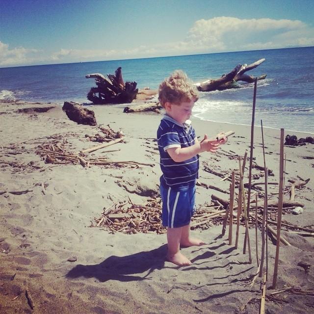Dove andare in vacanza al mare con i bambini: Aleria, Corsica