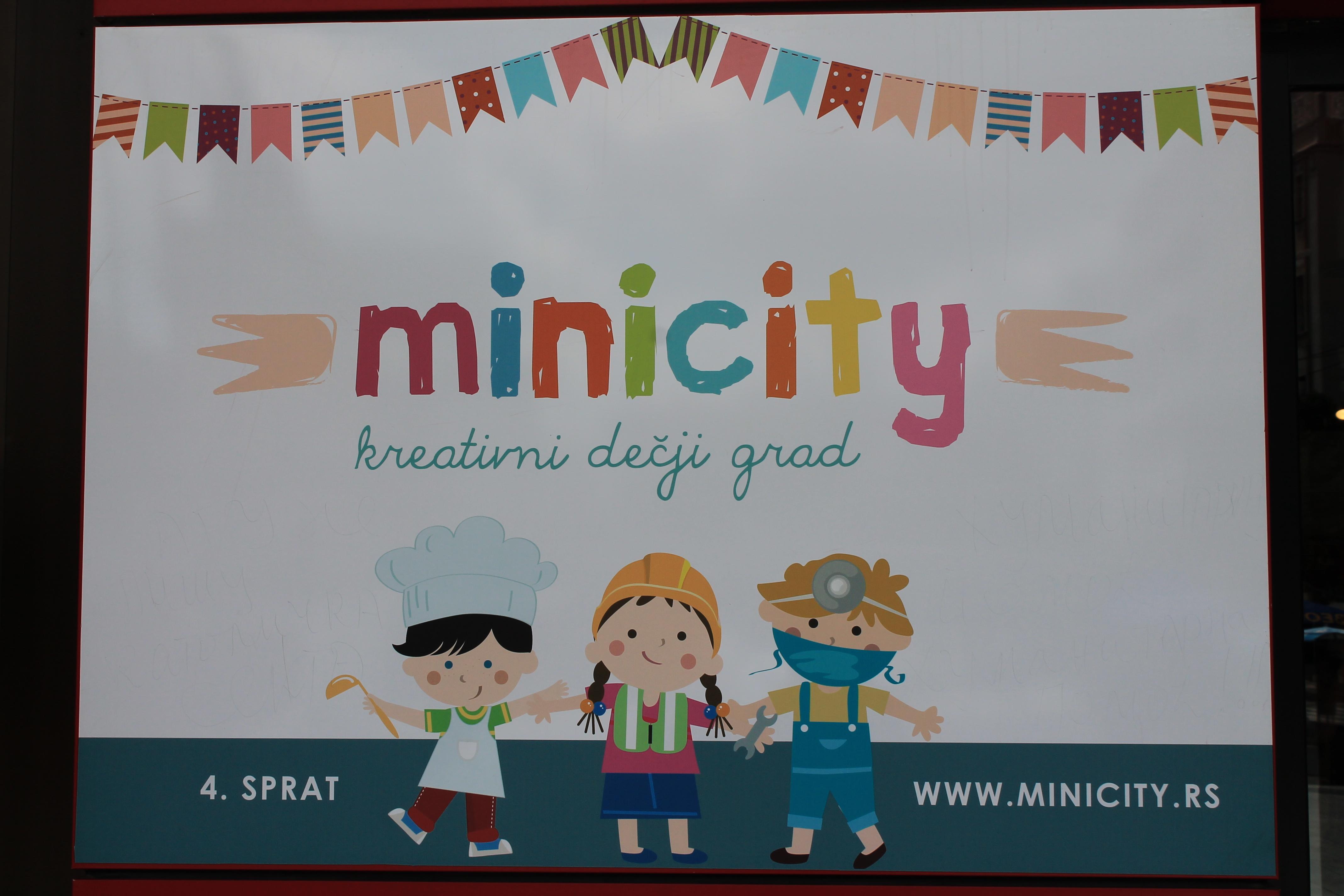 Minicity: a Belgrado un parco educativo che non ti aspetti
