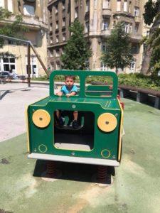 budapest parchi giochi