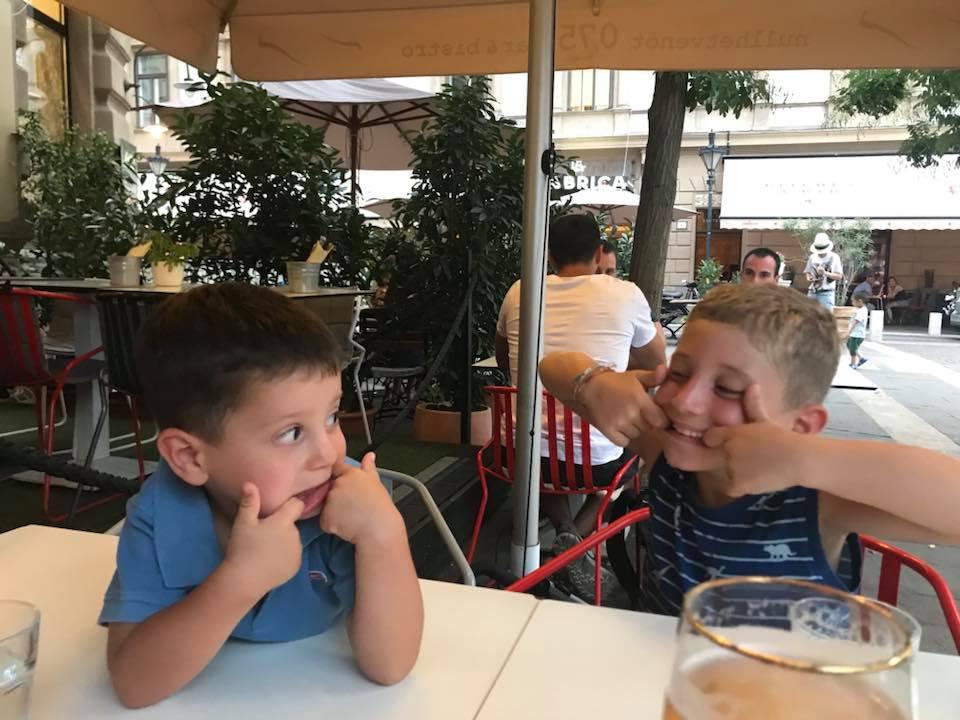 visitare budapest con i bambini