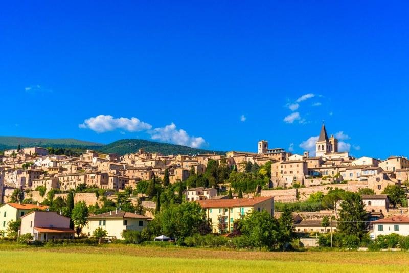 Cosa vedere tra Spello, Gubbio e Assisi