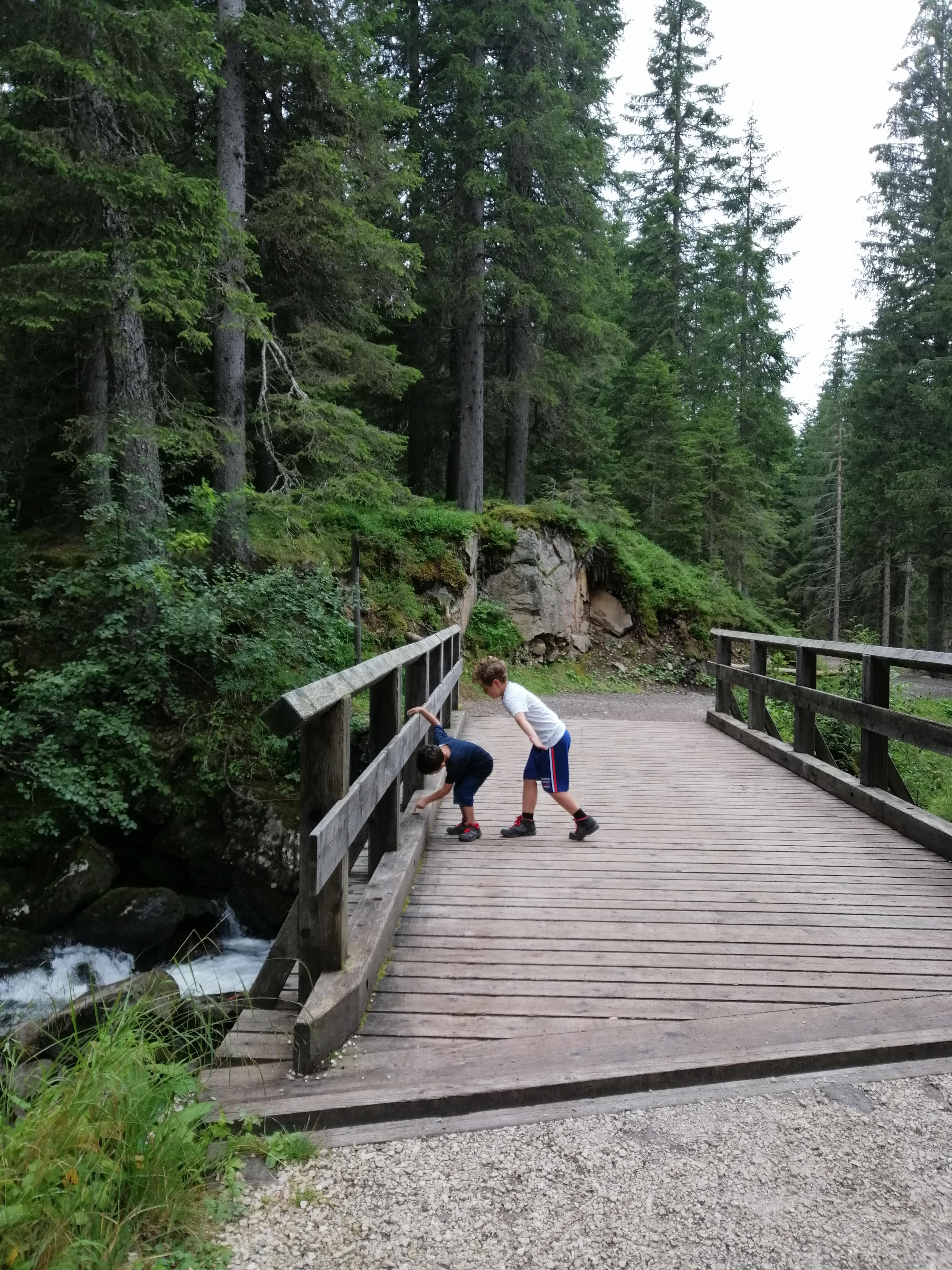 In montagna con i bambini: è sempre un'ottima scelta!
